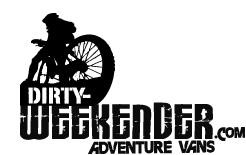 Dirty Weekender - Adventure Vans